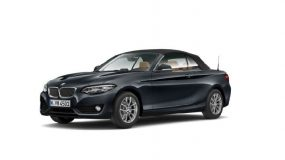 BMW 218i Cabrio Modell Advantage