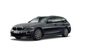 BMW 320d xDrive Touring Modell M Sport