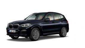 BMW X3 xDrive 20d Modell M Sport