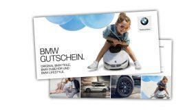 BMW Lifestyle Gutschein