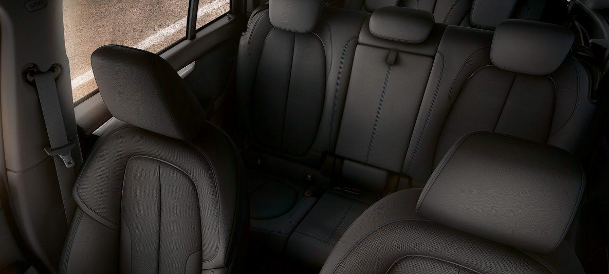 Rückbank BMW 2er Gran Tourer F46 2018 Interieur