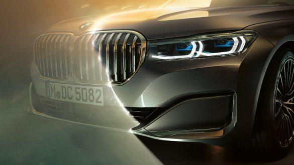 BMW 7er Limousine Niere