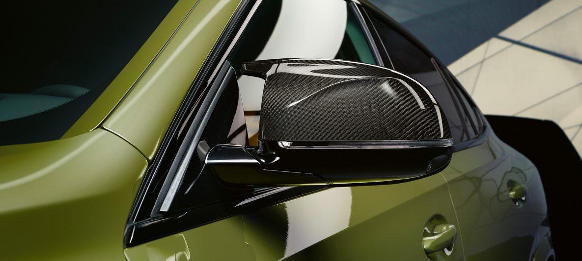 BMW X6 M Competition M Carbon Spiegelkappe F96 Exterieur