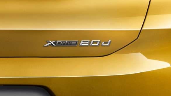 BMW xDrive 20d