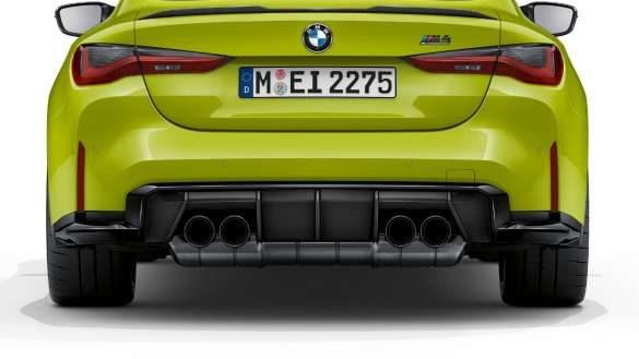 BMW M Sportabgasanlage