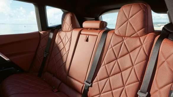 BMW iX Loungesitze