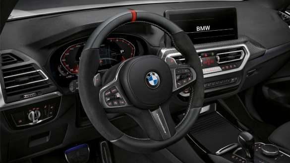 BMW X3 G01 M Performance Lenkrad 2021