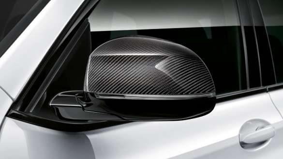 BMW X4 G02 M Performance Außenspiegelkappe Carbon 2021